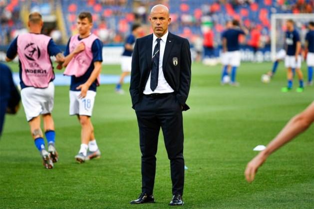 """Italiaanse beloftencoach Di Biagio: """"Heel vreemd dat België nul punten heeft"""""""
