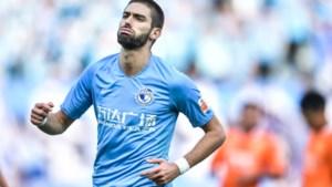 Yannick Carrasco geschorst door zijn Chinese club en gedwongen verontschuldigingen aan te bieden