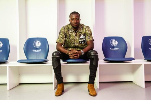 AA Gent versterkt selectie met middenvelder Elisha Owusu