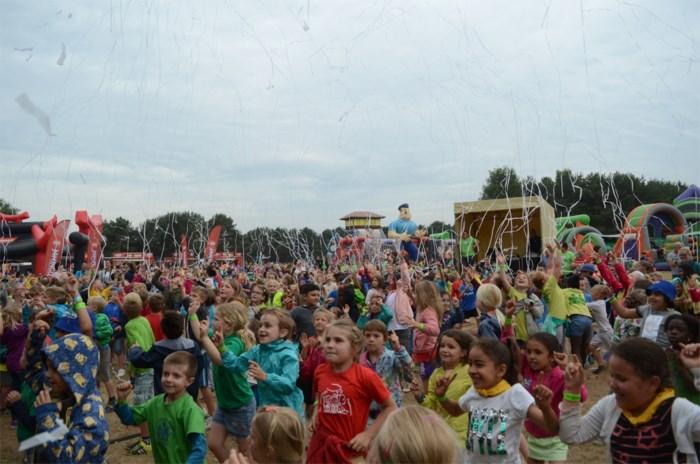 Kinderfestival Bengelpop neemt maatregelen tegen tropische temperaturen