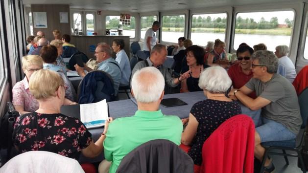 Okra Genk-Noord sluit voorjaar af met boottocht op de Maas