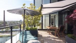 """Binnenkijken in een penthouse van Zuidzicht: """"Hoogste zwembad van Hasselt"""""""