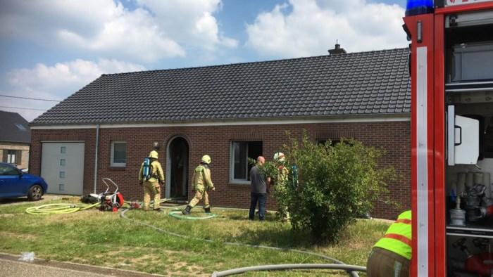 Brand in woning in Lummen: huis onbewoonbaar verklaard