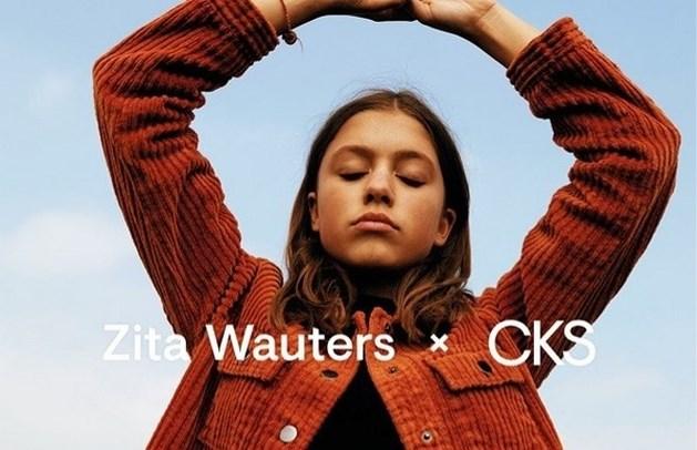 Zita Wauters (15) brengt eigen kledingcollectie uit
