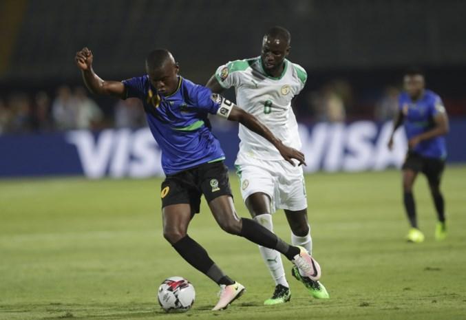 Aanvoerder Samatta met Tanzania onderuit op Afrika Cup