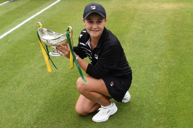 Vrouwentennis heeft nieuwe nummer één: Australische Ashleigh Barty stoot Osaka van de troon
