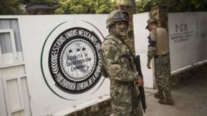 Mexico ontplooit 15.000 manschappen aan grens met VS om migranten te stoppen