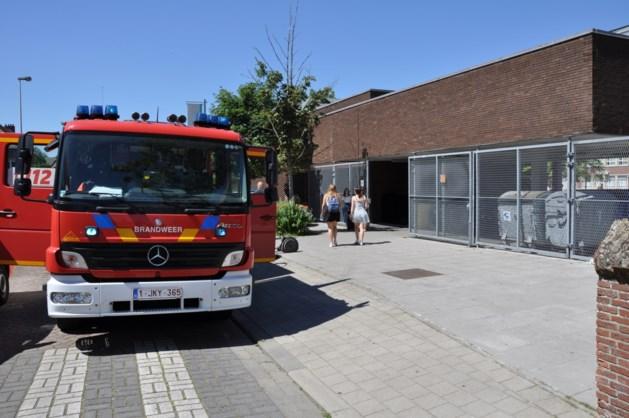 Winkels ontruimd na gaslek in Diest