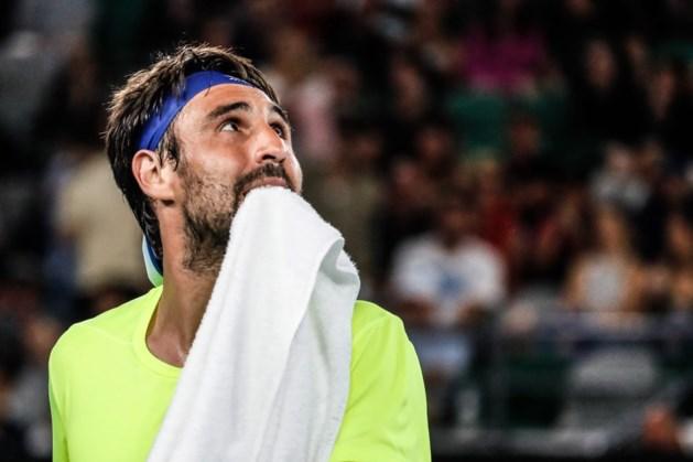 Marcos Baghdatis hangt na Wimbledon zijn racket aan de wilgen