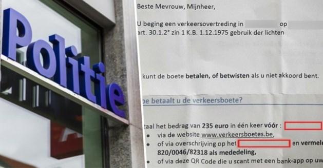 Meer dan 1,2 miljard euro aan boetes nog niet betaald