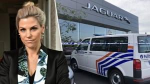 Tanja Dexters en vriend opgepakt nadat politie binnenvalt in Jaguar-garage