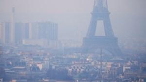 Parijs voert woensdag gedifferentieerd verkeer in
