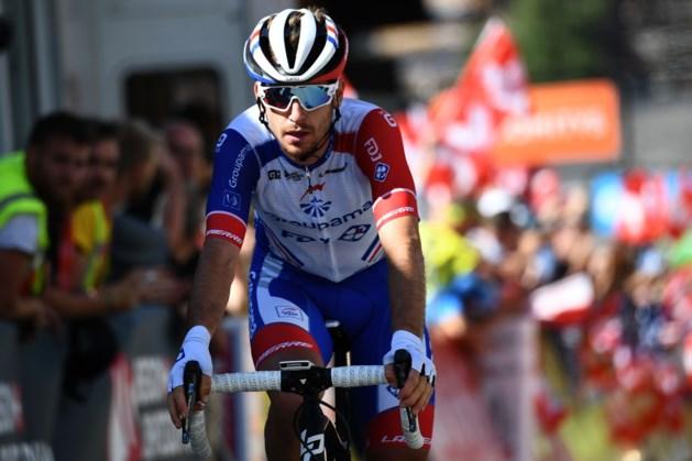 Pinot krijgt vertrouwde namen rond zich in Tour de France