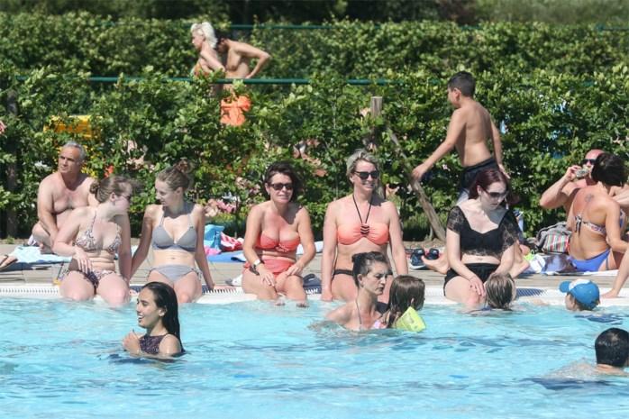 PXL houdt docenten koel met bezoek aan zwembad