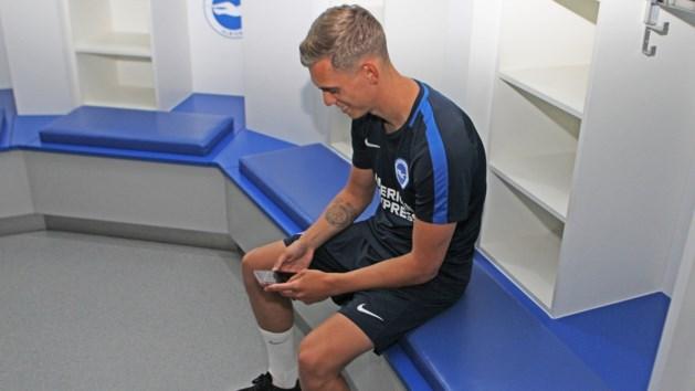 Brighton & Hove Albion bevestigt nu ook officieel de komst van Leandro Trossard
