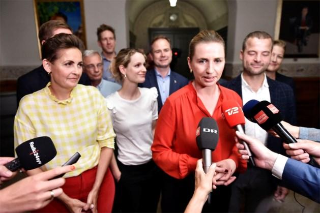 Mette Frederiksen jongste premier van Denemarken ooit