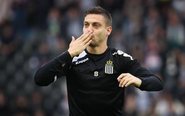 Charleroi-kapitein Javi Martos zet punt achter carrière
