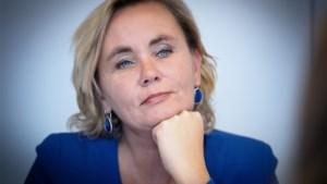 Liesbeth Homans opgenomen in ziekenhuis met hartklachten