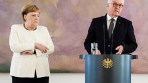 Wat is er toch mis met Merkel? Duitsland maakt zich zorgen over sterk bevende bondskanselier