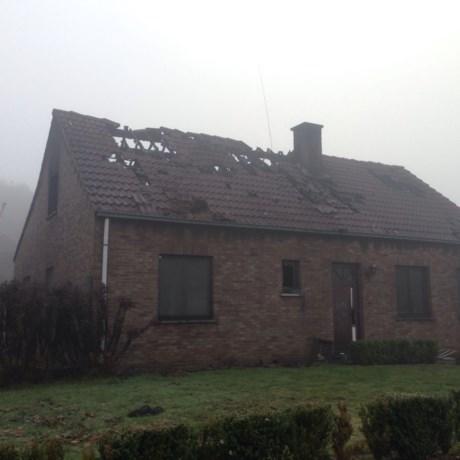 Stak Beringenaar eigen woning in brand door vechtscheiding?