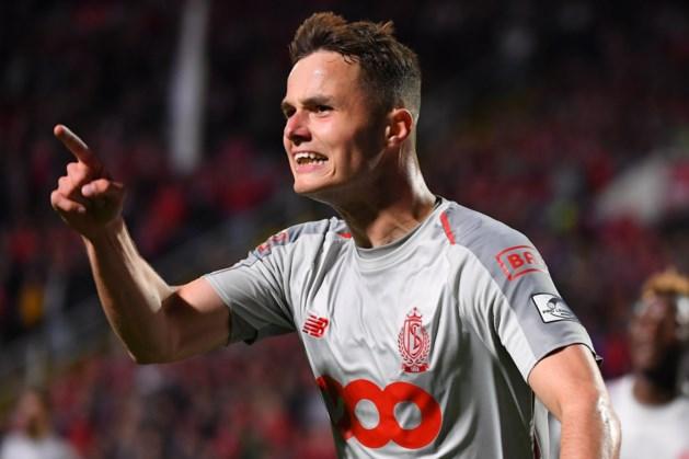 Standard en Inter akkoord: Zinho Vanheusden wordt duurste inkomende transfer ooit in België