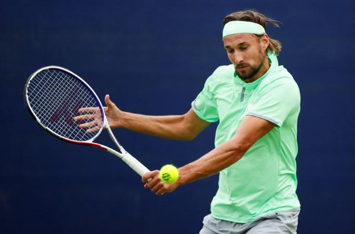 Bemelmans overleeft eerste horde op weg naar Wimbledon