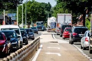 Noord-Zuid: 45.000 auto's per dag, helft is lokaal verkeer