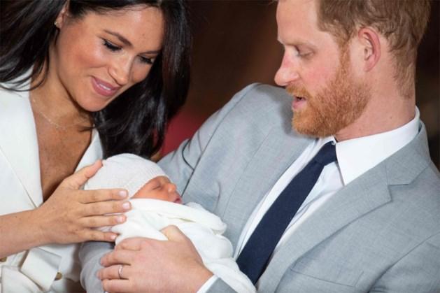 Queen zal er niet bij zijn op de doop van Archie