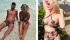 Gluren bij BV's: Geen make-up voor Evy Gruyaert, Lesley-Ann Poppe heeft het heet