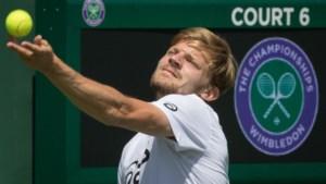 Goffin en co kennen hun tegenstanders op Wimbledon