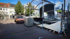 Hitteplan voor Genk on Stage: duizend petjes en veel water