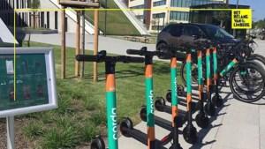 Corda Campus start uitleenpost voor elektrische steps, fietsen en auto's