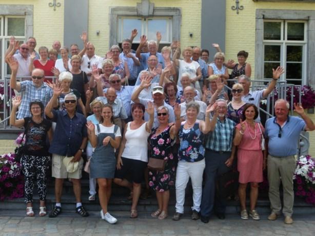 Senioren van Borgloon verbroederen met Dilsen-Stokkem