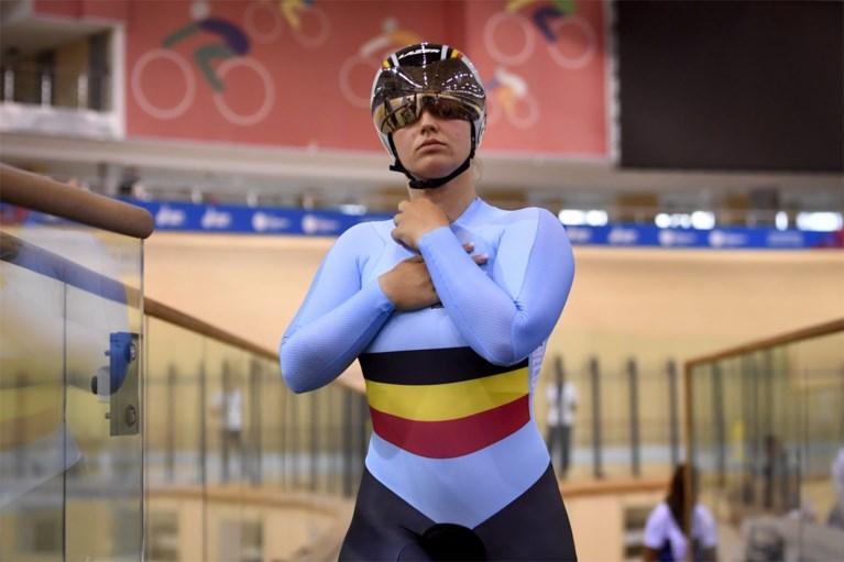 """Pistiers De Pauw en Van Den Bossche op zucht van medaille in ploegkoers op Europese Spelen: """"Fabio mag trots zijn op zichzelf"""""""