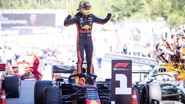 Max Verstappen derde in F1-kampioenschap na overwinning in Oostenrijk