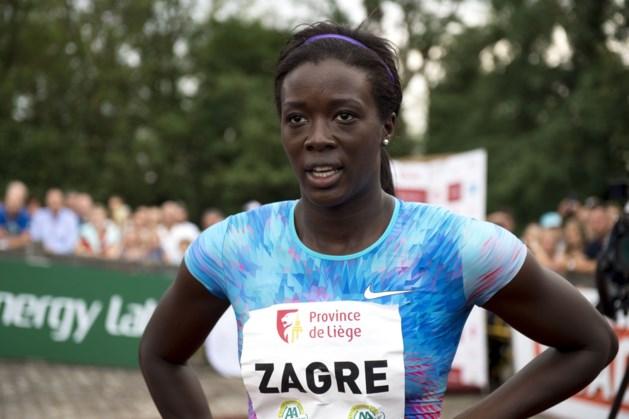 Anne Zagré duikt in Zwitserland onder WK-limiet