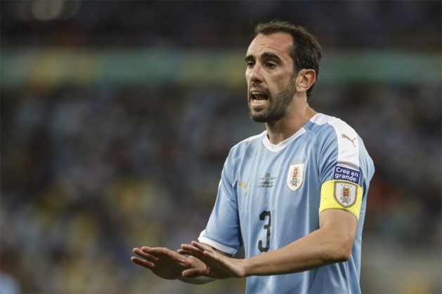 Inter strikt Diego Godin met een vrije transfer