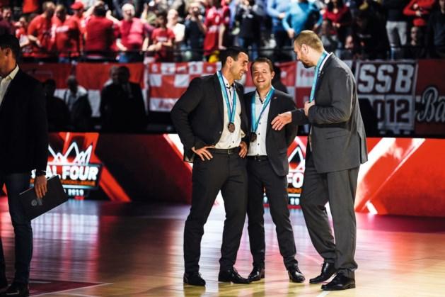 Bamberg shopt voor vierde keer bij Antwerp Giants: ook assistent Crab vertrekt naar Duitsland