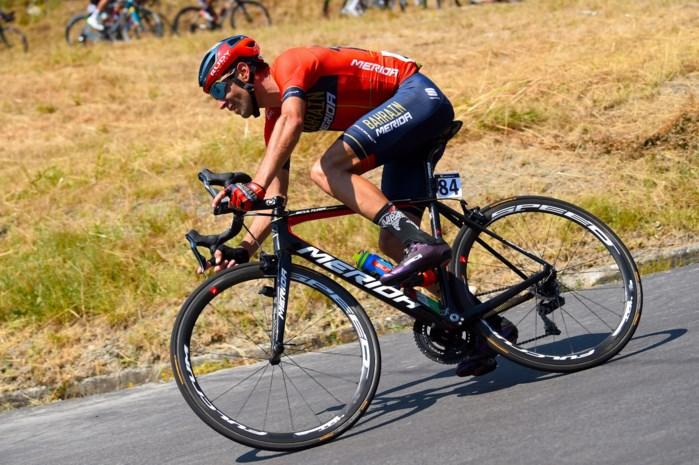 Nibali en Porte op Circuit Zolder