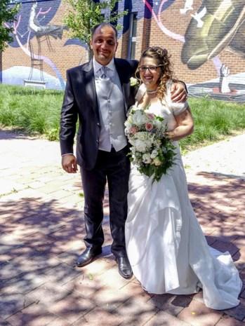 Marianna en Amodio in Genk
