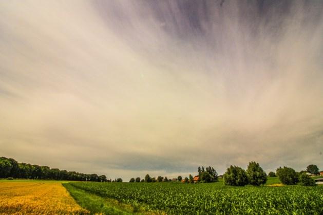 Gedaan met de hitte: meer wolken en iets lagere maximumtemperaturen