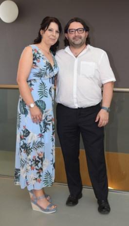 Wendy en Robert in Ham