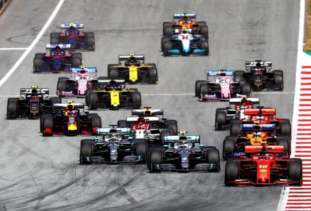 """""""Problemen van de F1 zijn na vier goede races niet opgelost"""""""