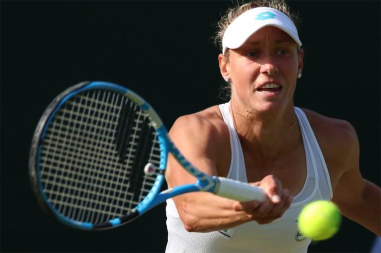 De Belgen op Wimbledon: David Goffin fluitend naar derde ronde, Kirsten Flipkens, Yanina Wickmayer en Steve Darcis moeten afdruipen