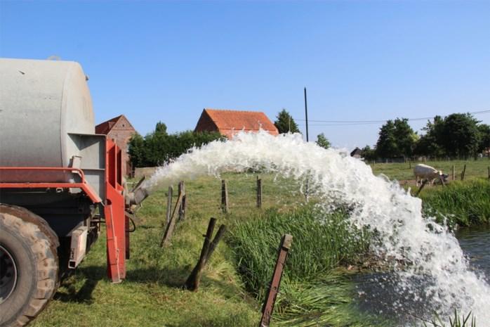Gouverneur verbiedt oppompen van water in zes Limburgse gemeenten