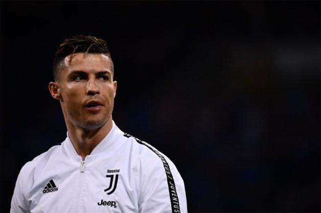 Cristiano Ronaldo krijgt dagvaarding in VS na beschuldigingen van verkrachting
