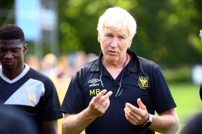 """STVV-coach Marc Brys: """"Mo had net de klik gemaakt"""""""