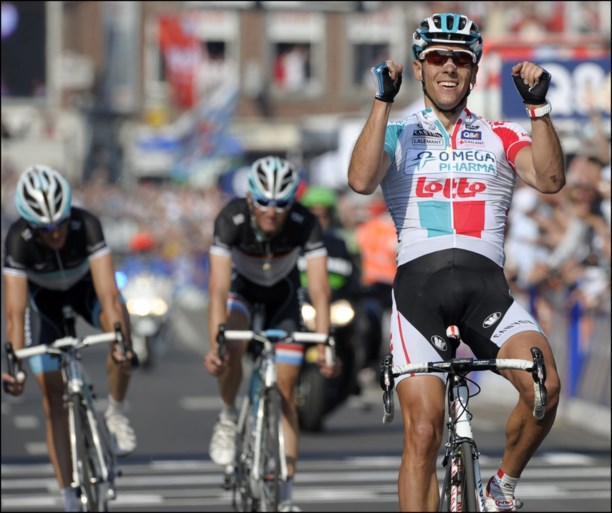 Philippe Gilbert richting Lotto-Soudal