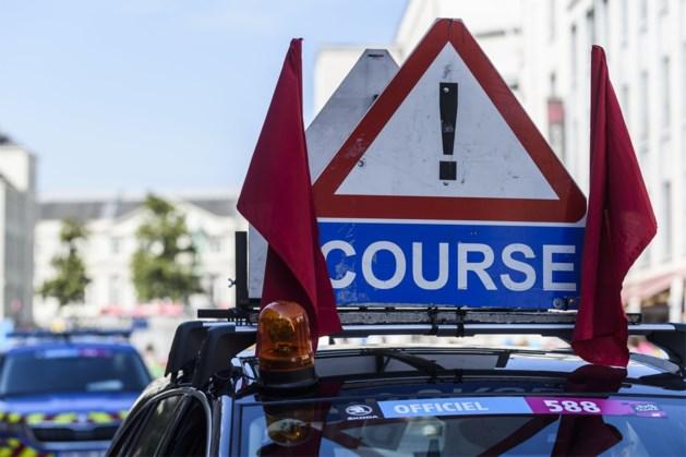 Politie takelt 240 voertuigen langs parcours van Tour de France in Brussel