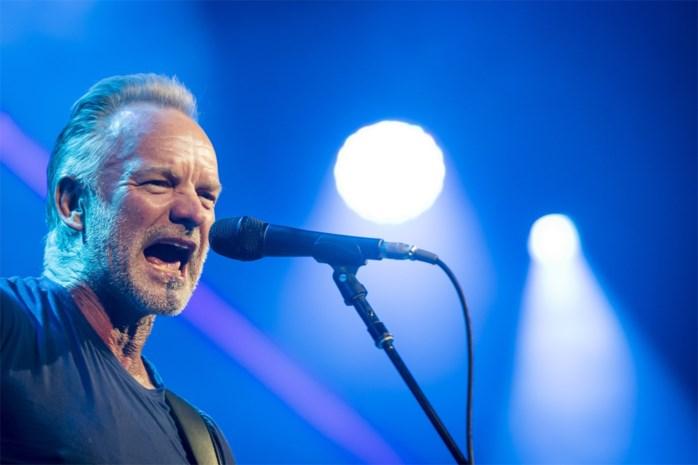 Sting stuurt kat naar Gent Jazz Festival
